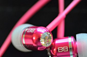 Bassbuds Fashion Ear buds with Swarovsky Elements – Review