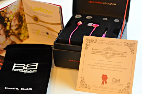 bass buds accessory pack