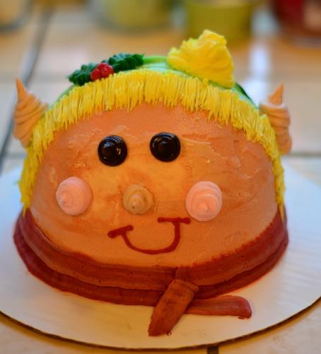baskin robbins elf cake