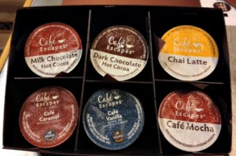 cafe escapes k-cups