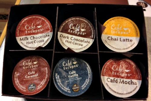 cafe escapes k-cups