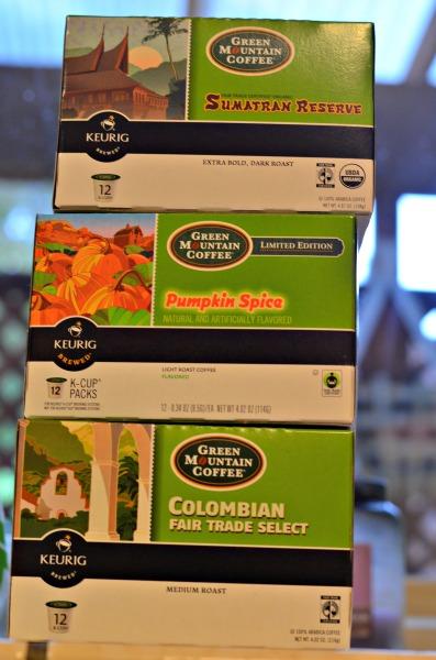 fair trade coffee flavors