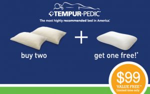 mattress discounters, tempur-pedic,