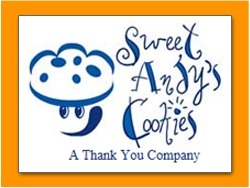 sweet andy's cookies,cookie gifts