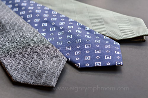 neckties, Jack Franklin ties
