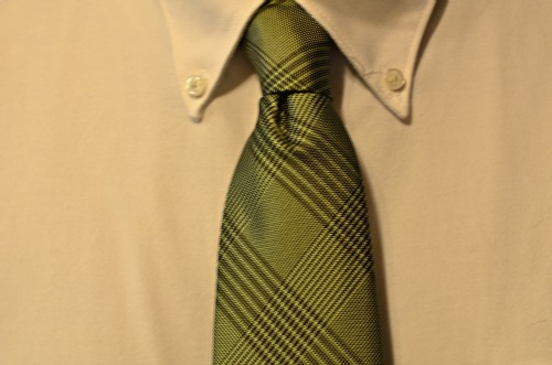 green necktie, jack franklin neckties