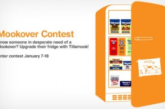 Tillamook Coupons Prize Pack  Mookover Contest Announcement