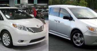 Guest Post: Honda Odyssey vs Toyota Sienna – Which Is Better For Young Families?