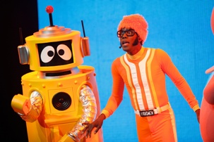 Get your sillies out at Yo Gabba Gabba Live!!