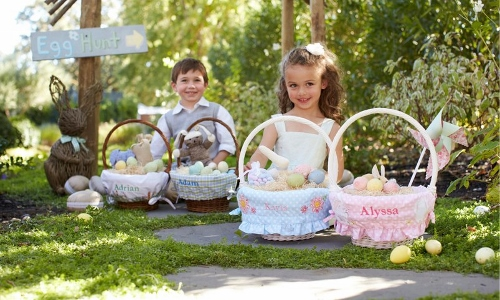 Put A Spring In Your Step With Pottery Barn Kids Spring