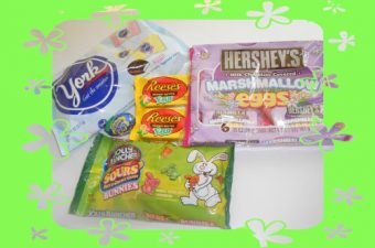 Fill their baskets with Hershey's Easter Candy!