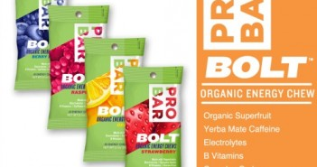 Pro Bar organic energy chews