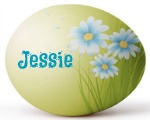 easter egg jessie