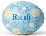 Randi easter egg
