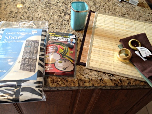 bamboo placemats,