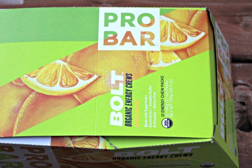ProBar Bolt,energy chews,natural