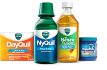 vicks,nyquil,dayquil