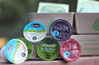 K-Cup wellness burst