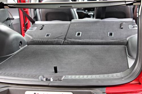 KIA Sportage,back seats,cargo,fold down
