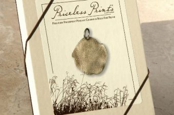 Keep Your Loved Ones' Priceless Prints Close to Your Heart with Prairie Creations – Review
