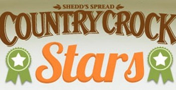 country crock stars,casseroles,contest