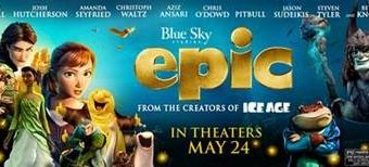 EPIC Movie in theaters May 24th – watch the trailer!