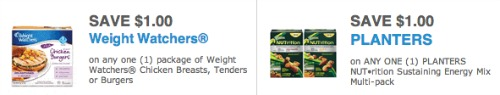 weight watchers coupons,everyday healthy values
