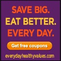 everyday healthy values,coupons