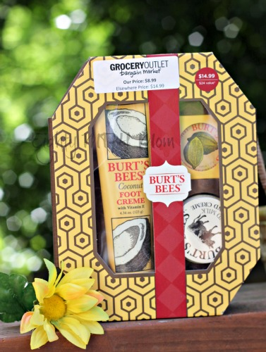 Discount Burt's Bees,Grocery Outlet