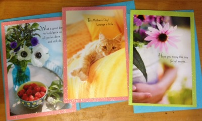 hallmark cards,mother's day