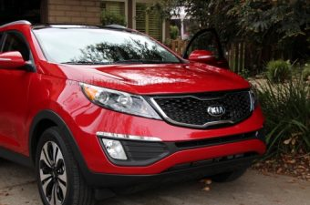 2013 KIA Sportage SX FWD – not your average SUV!