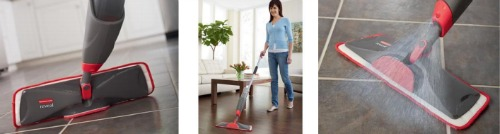 rubbermaid reveal mop,new and improved
