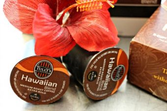 Tully's Coffee Hawaiian Blend K-Cup Portion Packs – Aloha! #YourPerfectCup