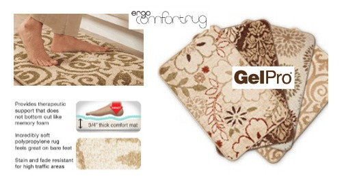 gel pro,ergo rugs,mother's day