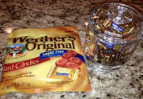 werthers hard candy sugar free