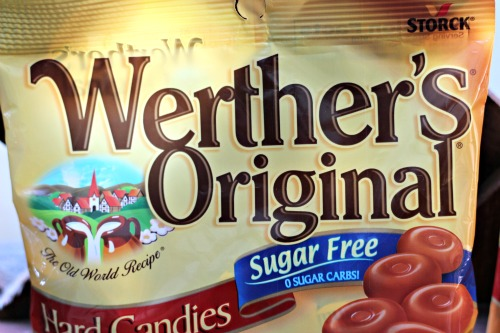 werthers sugar free candy