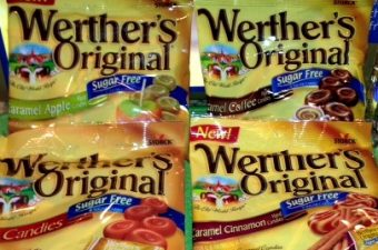 Werther's Original Sugar Free Candy – guilt-free candy! #WerthersSugarFree