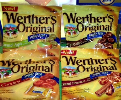werthers sugar free flavors
