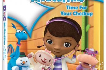 Doc McStuffins: Time For Your Check-Up DVD Giveaway