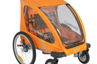 "Joovy CocoonX2 – A Review of the ""Jooviest"" All-in-One Stroller"