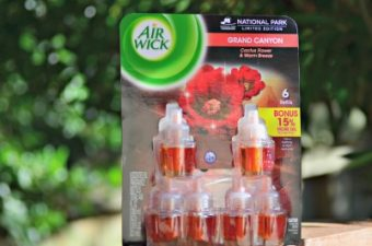 Airwick Scented Oils exclusively at Sam's Club!