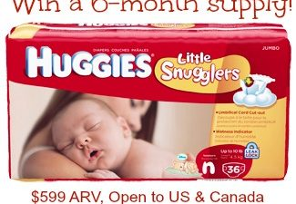 Huggies,Little Snugglers,diapers,win
