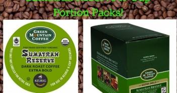 green mountain,fair trade,sumatran reserve,coffee