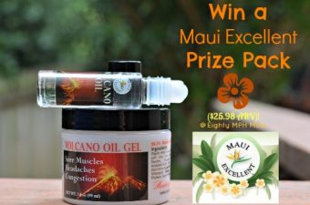 maui excellent,volcano oil,natural analgesics