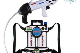 Aeromax Astronaut Space Pack Super Soaker Giveaway (ARV $15.95)