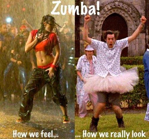 Funny Zumba (500x466)