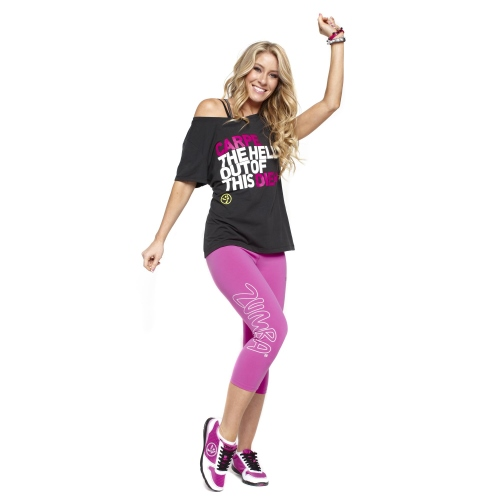 Carpe the Hell Out of Your Diem with ZUMBA Fitness - ZUMBA Wear Review - Eighty MPH Mom | Oregon ...