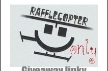 Rafflecopter only,giveaway linky
