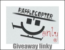 Rafflecopter ONLY Giveaway Linky