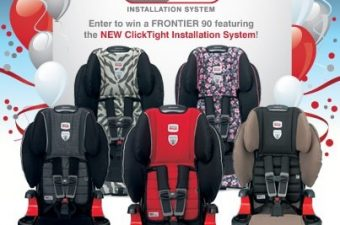 The Britax Frontier 90 has Technology that will Rock the Car Seat World {Review}
